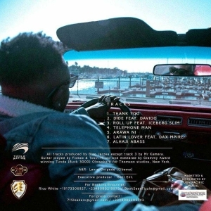 Sean Tizzle - Latin Lover (ft. Dax Mpire)